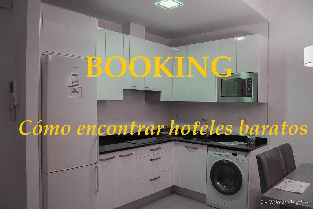 portada Booking, cómo encontrar hoteles baratos - Los viajes de Margalliver